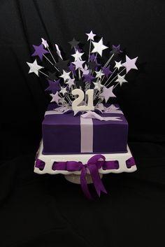 Johnny's 21st Birthday by Designer Cakes By Effie, via Flickr