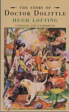 Tor Classics: The Story of Doctor Dolittle by Hugh Lofting (1998, Paperback, Una