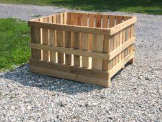 Bushel Crates