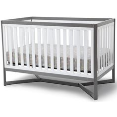 Delta Children Tribeca 4-in-1 Convertible Crib