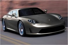 Solid Porsche Panamera Car Wallpaper