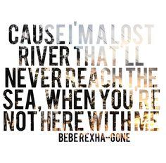 #Bebe Rexha #Gone