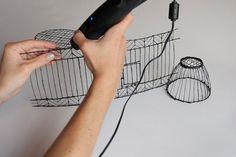 pen tutorials by Marie Rouillon Stylo Laser, Stylo 3d, 3d Drawing Pen, 3d Drawings, Drawing Ideas, 3d Doodle Pen, 3d Zeichenstift, Boli 3d, 3d Pen Stencils