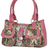 pink camo purses   eBay
