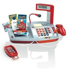 Electronic toy cash register ~Getting!