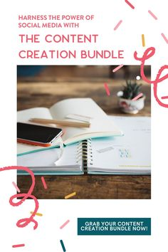 The Content Creation Bundle is here and it is going to change the way you show up on social media! Take the stress out of creating content for your online marketing with this in-depth guide that will take you through my proven content creation system. Over $500 value on SALE now for $99 CAD Click here to learn more and grab your Content Creation Bundle now!   #socialmediamarketing #contentcreation #socialmediaengagement Power Of Social Media, Social Media Content, Facebook Marketing, Online Marketing, Social Media Analytics, Media Specialist, Instagram Marketing Tips, Social Media Engagement, Stress