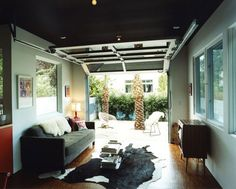 Another Functional Garage Door Room Conversion   How To Convert Your Garage  Into A Living Space