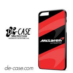 Mclaren Automotive DEAL-7010 Apple Phonecase Cover For Iphone 6/ 6S Plus