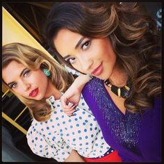 Pin for Later: A Pretty Little Peek at Ashley Benson and Shay Mitchell's Real-Life Friendship