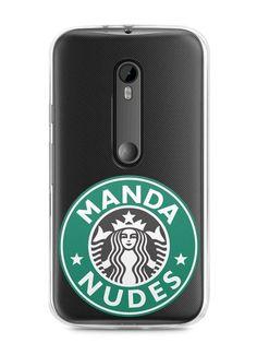 Capa Moto G3 Manda Nudes - SmartCases - Acessórios para celulares e tablets :)