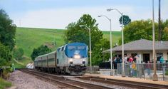 Amongst the rolling hills, fields and forests along the mighty Missouri River, is the quintessential town of Hermann. Yet, St. Louis is only about an hour down the road, plus you can utilize the Amtrak for an adventurous twist on travel. Hermann is connected!