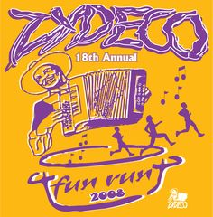 Zydeco Fun Run