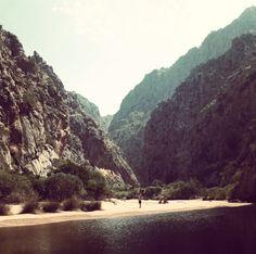 Sa Colabra - Mallorca - rocky mountains