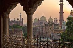 Mughal Heritage Site Pakistan.
