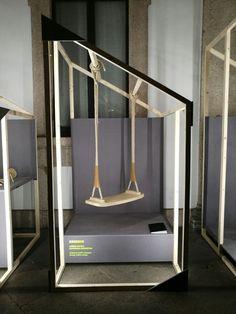 KINESIS | Altalena [designed by: Ekaterina Shchetina, Libero Rutilo]