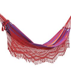 NOVICA Cotton hammock Double Forro Dance *** This is an Amazon Associate's Pin. Find the item on Amazon website by clicking the VISIT button.