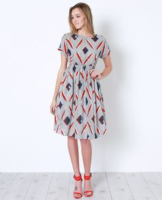 See You Then Midi Dress