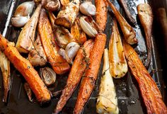 7. Roasting your vegetables at a super-high temperature.  #kitchen #food #tips http://greatist.com/eat/mistakes-youre-making-in-the-kitchen
