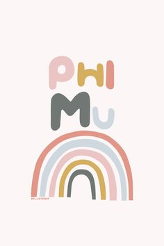 Shop all your favorite Phi Mu sorority gifts, jewelry and merch at www.alistgreek.com! #sororitygraphic #sororitywallpaper #gogreekgraphic #phimu