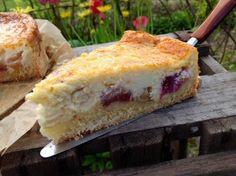 Rhabarber- Käse- Kuchen