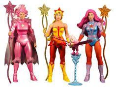 Classics Star Sisters Set of 3 - Masters of the Universe: Modern MOTU Classics