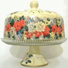 Cake Stands Dessert Plates | Roses And Teacups