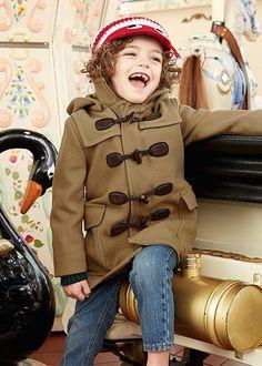 Duffle | Naval Inspiration | Pinterest | Wwii, Coats and Duffle coat