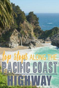 Top Stops on Pacific Coast Highway