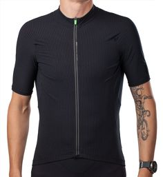 SS Jersey L1 Pinstripe – Above Category Cycling