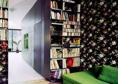 Une bibliothèque sur-mesure