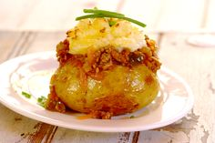 Cottage Pie Baked Potatoes