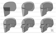 SIDE HEAD PATTERNS