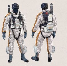 Wolfenstein, Young Blood, Armor Concept, Art And Technology, Game Design, Master Chief, Soldiers, The Unit, Manga