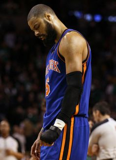 My Mavs sure miss Tyson Chandler's attitude in the locker room and on the court