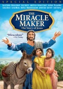 animated cartoon: The Miracle Maker