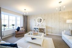 Don't fancy a pink colour scheme? Take a look at the showhome lounge at our The Orchards development in Evesham, where restful neutrals and subtle heart designs create a relaxing, romantic space. https://www.taylorwimpey.co.uk/find-your-home/england/worcestershire/evesham/the-orchards?location=The%2bOrchards%252c%2bEvesham&price=&bedrooms=&propertytype=All&distance=20 #taylorwimpey #twlovenest