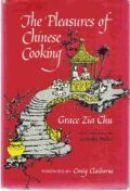 Grace Zia Chu (1899–1999) was an author of Chinese cookbooks and a landmark figure in American Chinese culinary world. Chu introduced generations of Americans to Chinese cooking.  Grace Zia Chu was born in Shanghai in 1899. She graduated from Wellesley College in 1924.  New York Times called her 1962 cookbook The Pleasures of Chinese Cooking. Chu authored Madame Chu's Chinese Cooking School in 1975. http://en.wikipedia.org/wiki/Grace_Zia_Chu