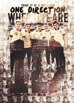Whos going to the where we are tour? Maybe of if we go to the same one we could meet each other?:)