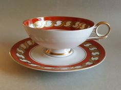 Tea Cups, Etsy Shop, Tableware, Vintage, Home Goods, Teacup, Deco, Kunst, Dinnerware