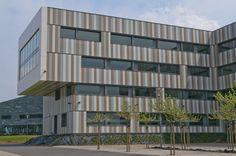 BC Roerpoort, Herten  Architect: RuimteMakers Architectengroep Product: Hairplan 300 Coating: Hairplus Beige 4131, Whitegrey 4902, Ral 7038
