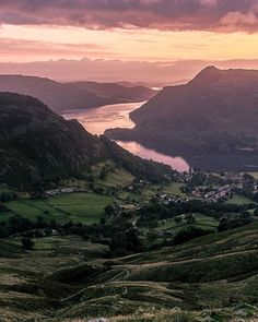"""Lake District on Instagram: """"Can you guess the location? Comment below! Purple Haze mornings by @calumlewis . To be featured, follow and tag us! 🏕"""" Purple Haze, Lake District, Mornings, Grand Canyon, England, River, Canning, Photography, Outdoor"""