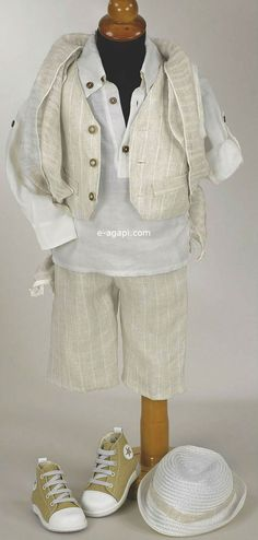 5 pc Couture Baby boy baptism outfit set Greek baptism costume White beige christening suit Wedding Linen suit first birthday outfit Haute Couture Outfits, Baby Couture, Baby Boys, Baby Boy Christening Outfit, Linen Suit, First Birthday Outfits, Outfit Sets, Boy Outfits, Baptism Ideas