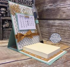 One Stampin' Mother Tucker: Stamp Ink Paper 66 Anything but a Card