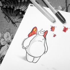 Butterflies by DeeeSkye