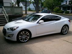 The 2015 Hyundai Genesis Coupe - Giving More For Less - http://pixycars.com/the-2015-hyundai-genesis-coupe-giving-more-for-less/ - #Hyundai