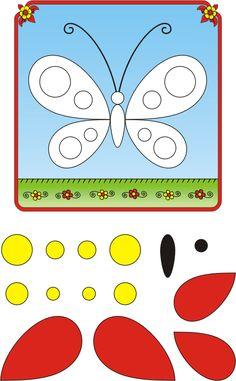 Shapes Activities BUNDLE Kindergarten Cut and Paste Activities Special Education Preschool Curriculum, Preschool Worksheets, Preschool Crafts, Crafts For Kids, Shapes Worksheets, Five Senses Worksheet, Puzzles For Toddlers, Shape Matching, Shape Crafts