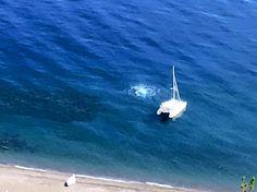 Solcando il mare delle Eolie