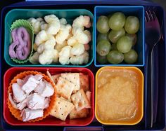 Lunch ideas for preschool