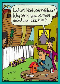 Neighbors_Greeting Card