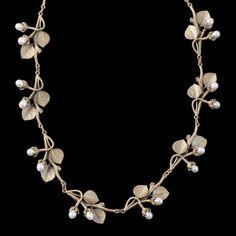 Michael Michaud Jewelry - Survivor Tree Leaf Necklace